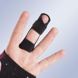 Ferula para dedos abiertos gruesos